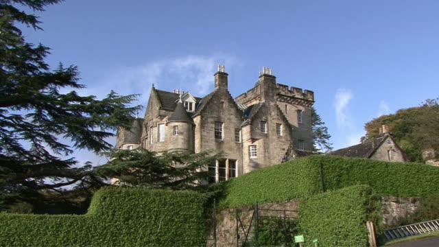 ZI Torosay Castle / Craignure, Scotland, United Kingdom