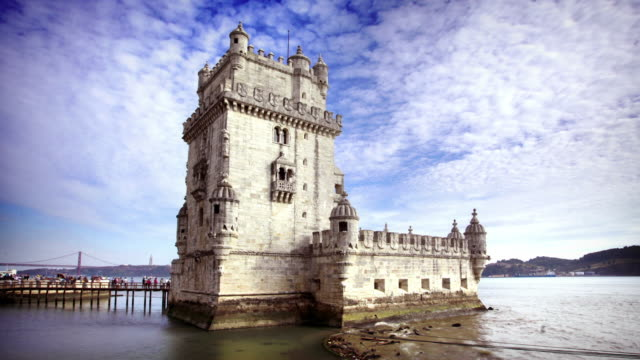 Torre de Belém (Torre de Belém, em Lisboa, Portugal