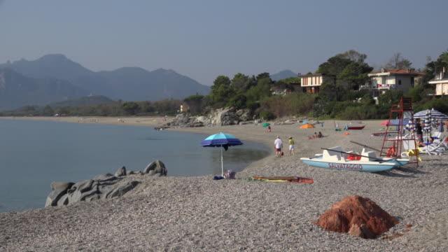 torre di bari beach - spiaggia stock videos & royalty-free footage