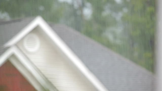 Torrential rain and Home Houses