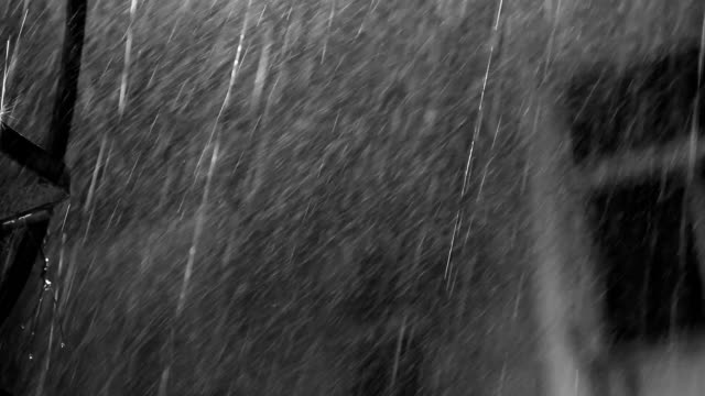 torrential rain background - monsoon stock videos and b-roll footage