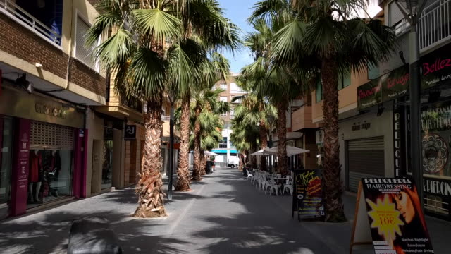 torrevieja - dolly shot stock videos & royalty-free footage