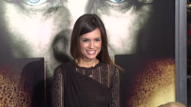 Torrey DeVitto at the 'The Rite' Premiere at Hollywood CA