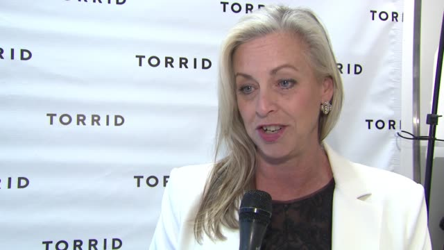 INTERVIEW Torrid CEO Lisa Harper says Torrid is the fastest growing retailer in the USA on opening in Chicago on the growth story at Fastest Growing...