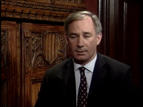 Torture allegations against British troops ITN London Westminster Geoff Hoon MP interview SOT Looks increasingly like a hoax London EXT LMS Daily...