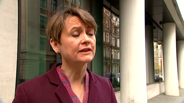 Yvette Cooper interview Cooper interview SOT on immigration need stronger border controls