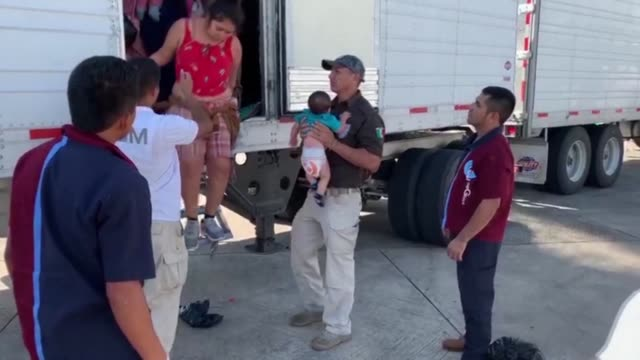 MEX: Mexico detains 791 migrants including 368 children under eight