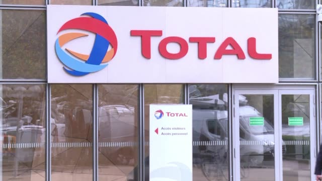 vídeos de stock, filmes e b-roll de total on wednesday named patrick pouyanne currently head of refining and chemicals as its new chief executive while former ceo thierry desmarest was... - presidente de empresa