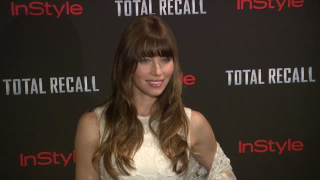 'Total Recall' New York Premiere Arrivals at Chelsea Clearview Cinema on August 02 2012 in New York New York
