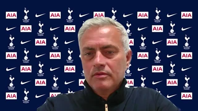 tottenham head coach jose mourinho says he fears for the future of football after his side were on the wrong end of one of the most controversial var... - var stock videos & royalty-free footage