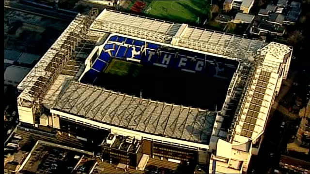 tottenham hotspur found liable for player's brain damage file date unknown white hart lane emptytottenham hotspur football stadium - brain damage stock videos & royalty-free footage