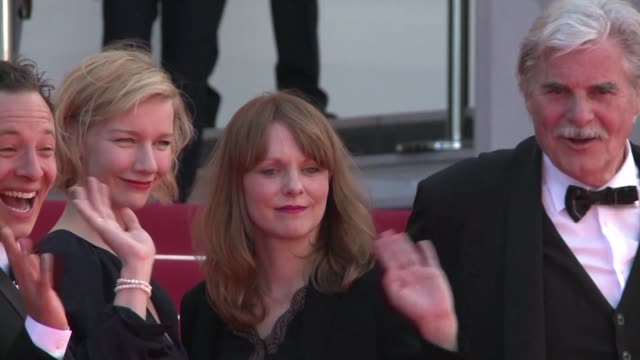 A touching German comedy wowed critics at the Cannes film festival Saturday making its woman director Maren Ade the early favourite to clinch the top...