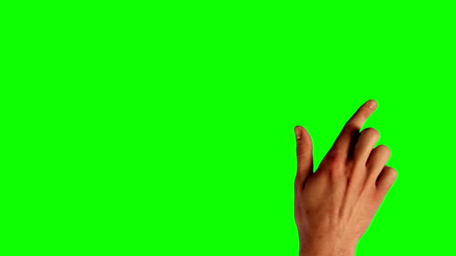 touchscreen-gesten - abschied stock-videos und b-roll-filmmaterial