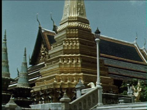 tourism in thailand - bangkok stock-videos und b-roll-filmmaterial
