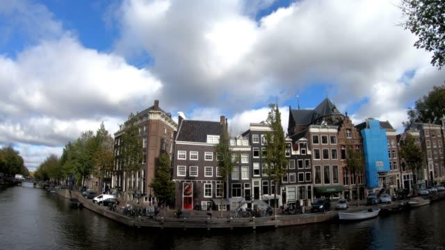 stockvideo's en b-roll-footage met toeristische beroemde plaats in amsterdam nederland - europese cultuur