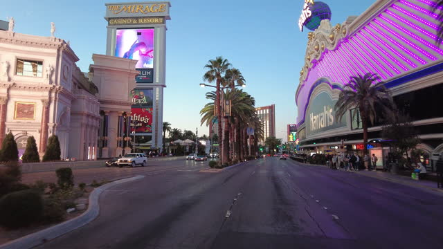 tourists are coming back to las vegas amid the covid-19 pandemic. - the strip las vegas stock videos & royalty-free footage