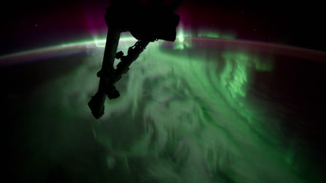 towards aurora australis time lapse - aurora australis stock videos & royalty-free footage