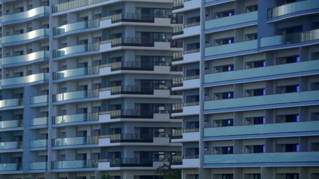 tower apartment in the capital city. - plusphoto stock videos & royalty-free footage