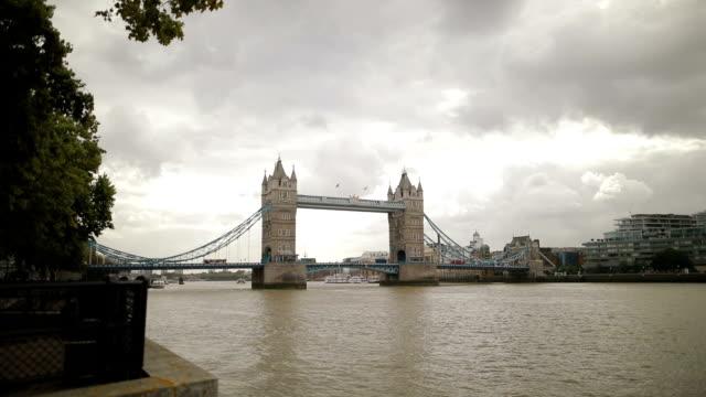 Tower Bridge in London, England - United Kingdom