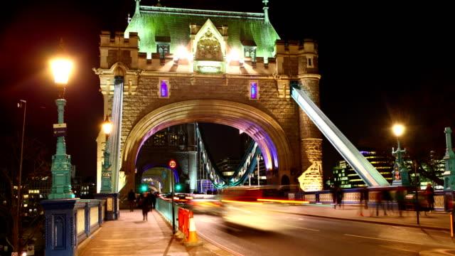 Tower Bridge Zeitraffer-video