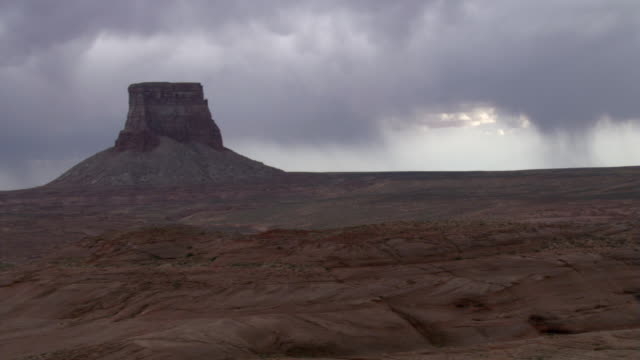tower butte - artbeats stock videos & royalty-free footage