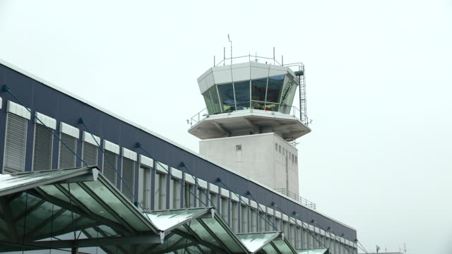 tower of innsbruck airport - north tirol stock videos & royalty-free footage