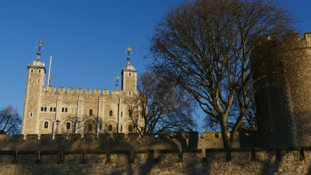 tower of london, city of london, england, great britain, united kingdom - tower of london stock videos and b-roll footage