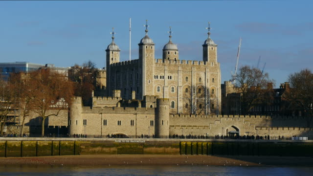 tower of london, london, england, great britain - tower of london stock videos & royalty-free footage