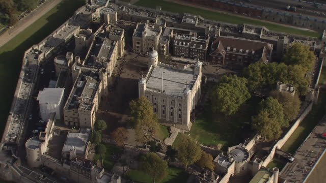 Tower of London Overview by Helicopter