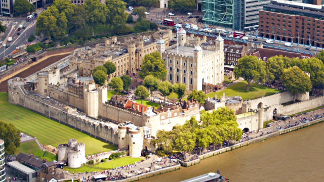 tower of london - tower of london stock videos & royalty-free footage