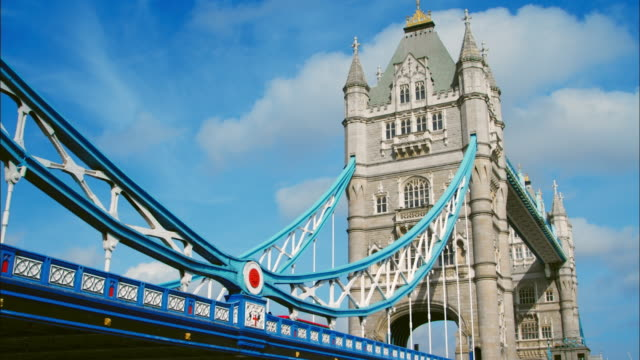 tower of london - tower bridge stock videos & royalty-free footage