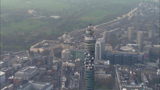 bt tower - bt tower london stock videos & royalty-free footage