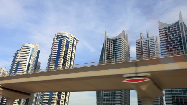 JLT towers in dubai