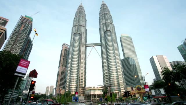 KLCC towers