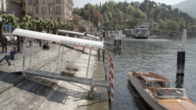 Town, Lake Como, Italy
