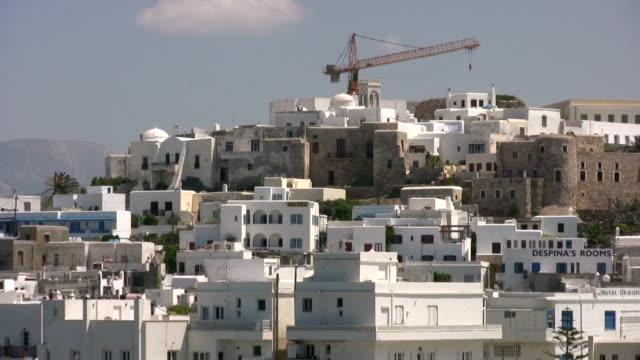 Town of Naxos