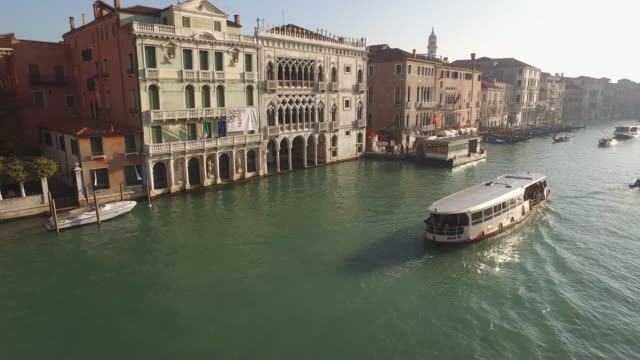 town of venice in italy - reportage stock videos and b-roll footage