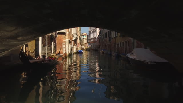 town of venice in italy - canal stock videos & royalty-free footage