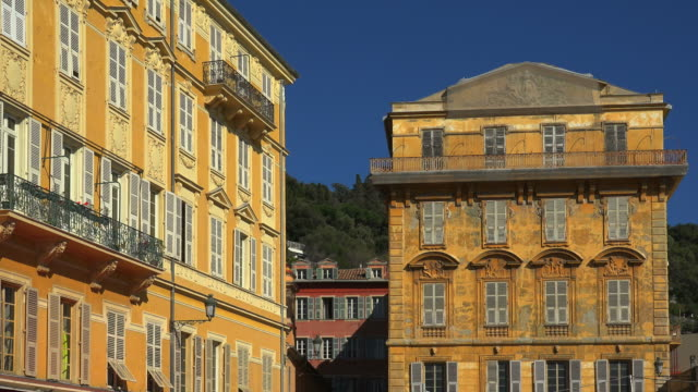 townhouses - ヨーロッパ文化点の映像素材/bロール