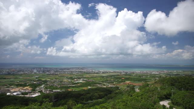 Townscape Of Ishigaki City, Okinawa, Japan