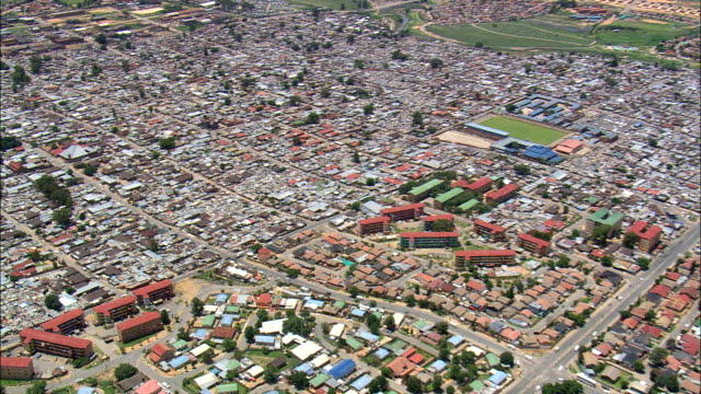 township - Aerial View - Gauteng,  City of Johannesburg Metropolitan Municipality,  City of Johannesburg,  South Africa