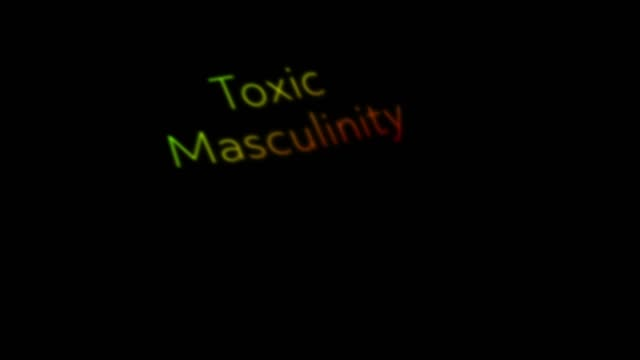 toxic masculinity - masculinity stock videos & royalty-free footage