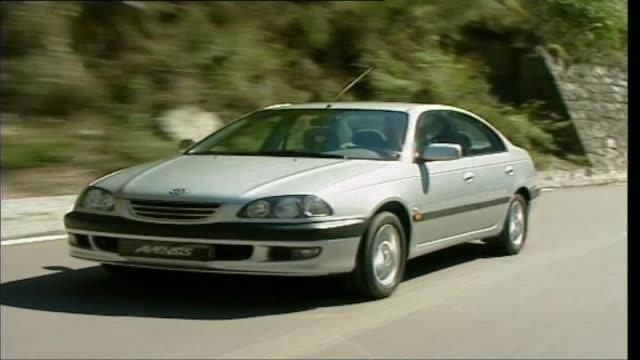 toyota avensis - トヨタ自動車点の映像素材/bロール