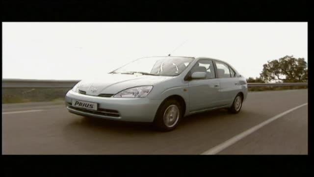 toyota prius - トヨタ自動車点の映像素材/bロール