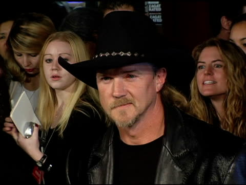 Trace Adkins at the 'Walk The Line' New York Premiere at the Beacon Theater in New York New York on November 13 2005