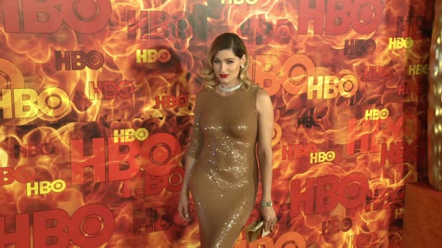 trace lysette at the 2015 hbo emmy after party at the plaza at the pacific design center on september 20, 2015 in los angeles, california. - pacific design center stock videos & royalty-free footage