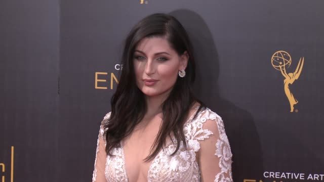 Trace Lysette at the 2016 Creative Arts Emmy Awards Day 1 Arrivals at Microsoft Theater on September 10 2016 in Los Angeles California