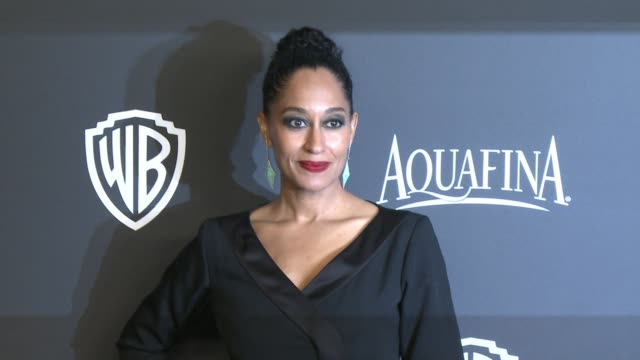 Tracee Ellis Ross at 16th Annual InStyle And Warner Bros Golden Globe AfterParty on January 11 2015 in Beverly Hills California