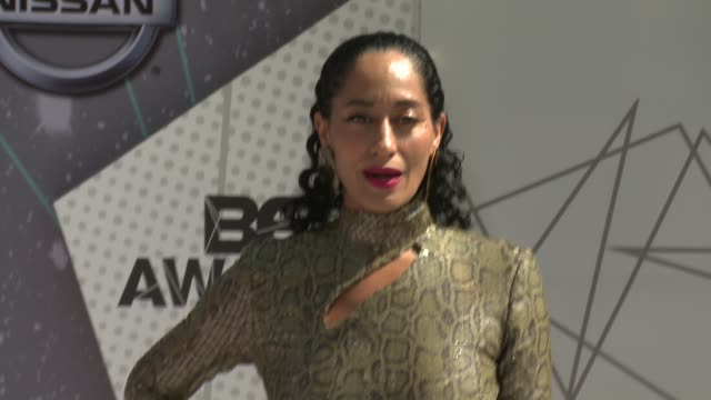Tracee Ellis Ross at 2016 BET Awards in Los Angeles CA