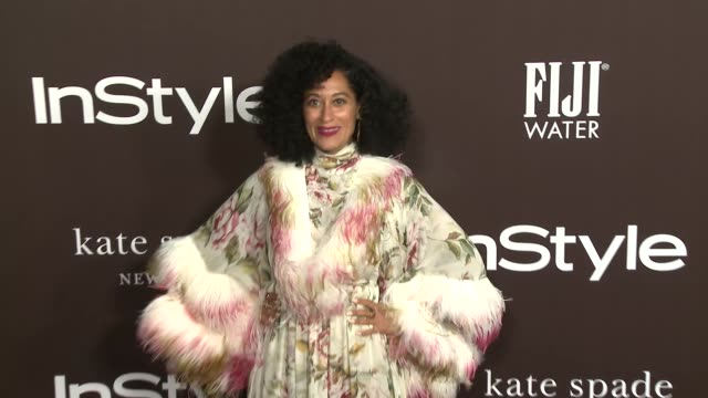tracee ellis ross at 2018 insyle awards at the getty center on october 22, 2018 in los angeles, california. - award stock videos & royalty-free footage